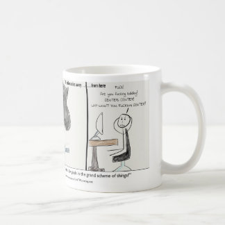 Är vad några PIXEL? Kaffemugg