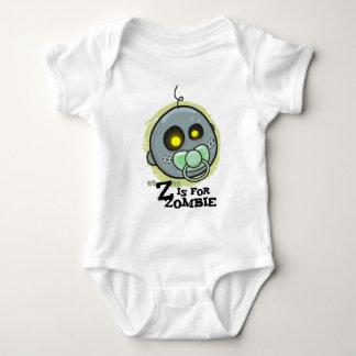 """""""Är Z"""" för zombien (pojkar) T-shirts"""