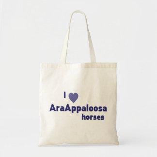 AraAppaloosa hästar Tygkasse