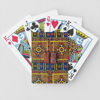 Arabisk dörr spelkort