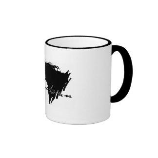 Arabisk häst kaffe mugg