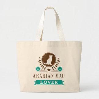 Arabisk Mau kattälskare Jumbo Tygkasse