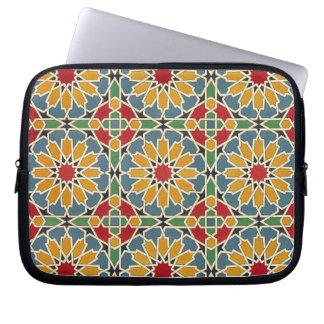 Arabiskadesign #7at Emporio Moffa Laptop Sleeve