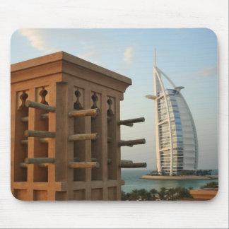 Arabiskavindtorn & arabisk Burj Al Musmatta