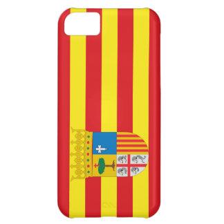 Aragon flagga iPhone 5C fodral