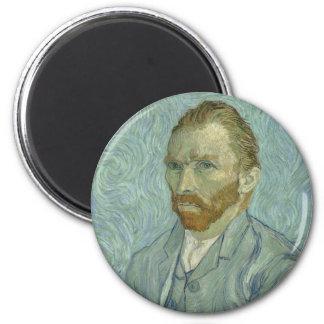Arbete för konst för Vincent Van Gogh Magnet