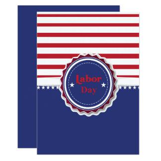Arbets- dagkort 12,7 x 17,8 cm inbjudningskort
