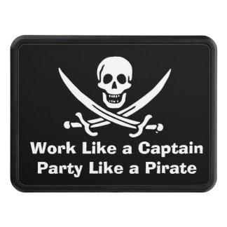 Arbetsnågot liknande en kaptenpartynågot liknande bilkroksskydd