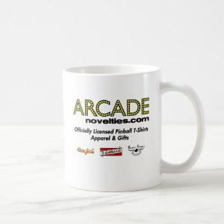 ArcadeNovelties.com Pinball Kaffemugg