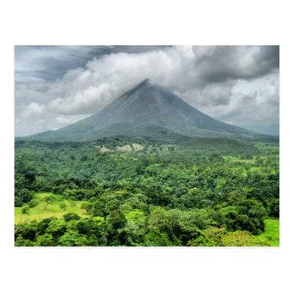 Arenal vulkan - Costa Rica Vykort