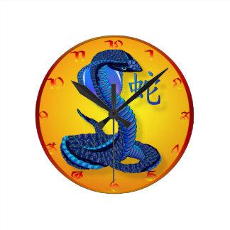 Året av ormen tar tid på rund klocka