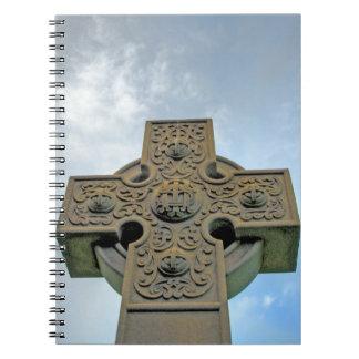 Arg anteckningsbok för Celtic