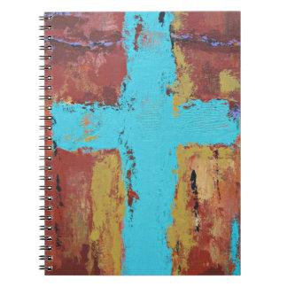 Arg anteckningsbok för tro