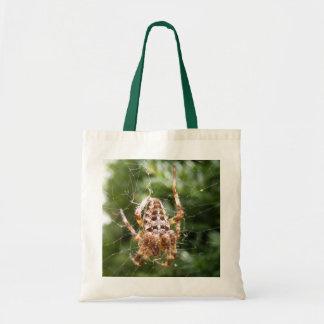 Arg ~ för spindel 132 hänger lös tote bags