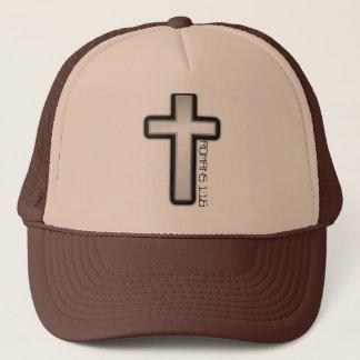 Arg hatt keps