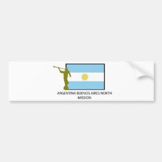 ARGENTINA BUENOS AIRES NORR BESKICKNING LDS BILDEKAL