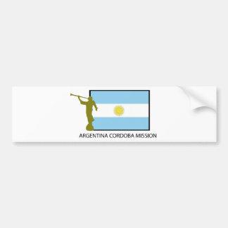 ARGENTINA CORDOBA BESKICKNING LDS BILDEKAL