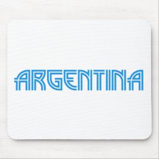 Argentina design! musmatta