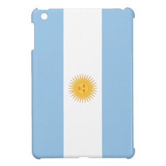 Argentina flagga iPad mini fodral