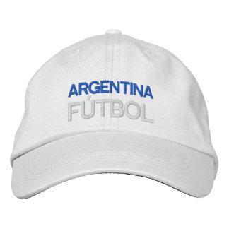 ARGENTINA FUTBOL BRODERAD KEPS