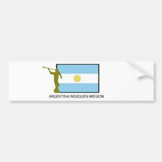 ARGENTINA NEUQUEN BESKICKNING LDS BILDEKAL