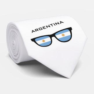 Argentina skuggar den beställnings- text- & slips