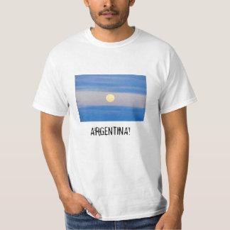 Argentina! Vmserie vid RebelFly Tee Shirt