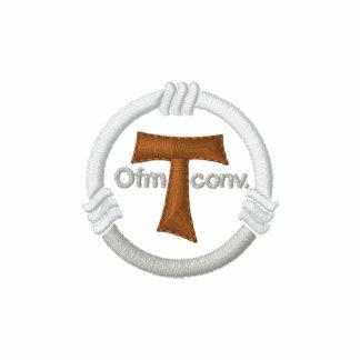 Argt och franciscan rep för Tau Broderad Tröja