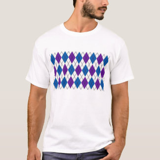 Argyle mönster t shirts