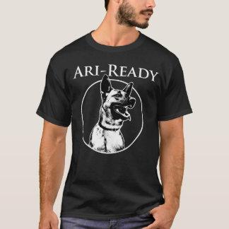 Ari - redo: Svart T-tröja T-shirt