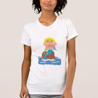 Ariel den Merfaery T-tröja Tee Shirt