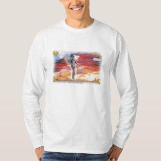 Ariel långärmadskjorta tee shirts