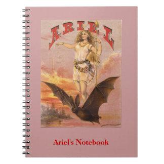 Ariels anteckningsbok