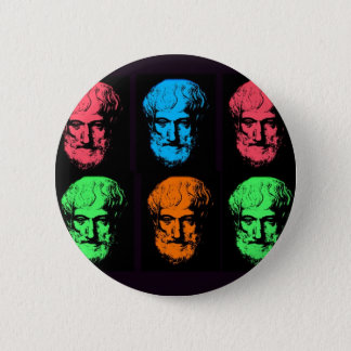 Aristotle Collage Standard Knapp Rund 5.7 Cm