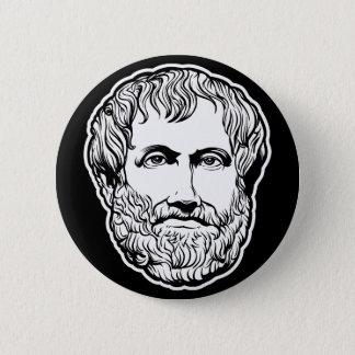 Aristotle knäppas standard knapp rund 5.7 cm