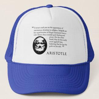 Aristotle på tyrants. Baseballmössa Keps