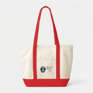 Aristotle shopping bag tygkasse