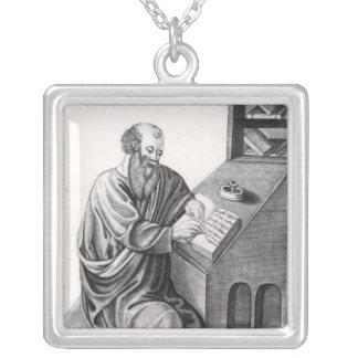 Aristotle Silverpläterat Halsband