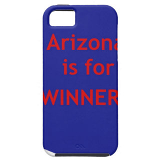 Arizona är för vinnarear iPhone 5 Case-Mate skal