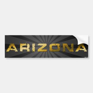 Arizona Bildekal