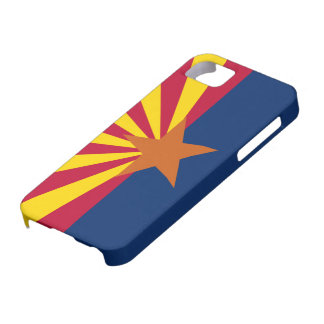 Arizona flagga iPhone 5 cover
