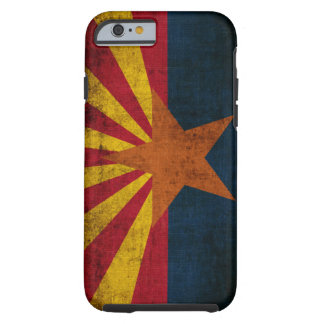 Arizona flagga tough iPhone 6 fodral