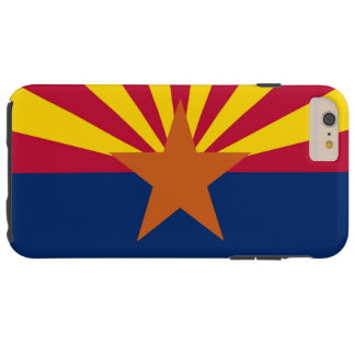 Arizona flagga tough iPhone 6 plus skal