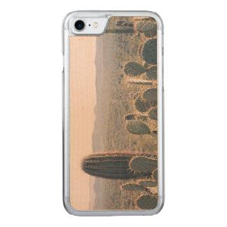 Arizona kaktus | carved iPhone 7 skal