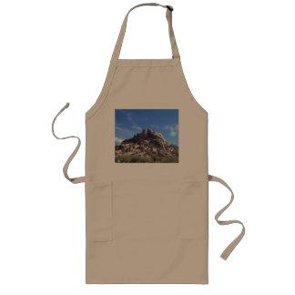 Arizona landskap det långa förklädet långt förkläde