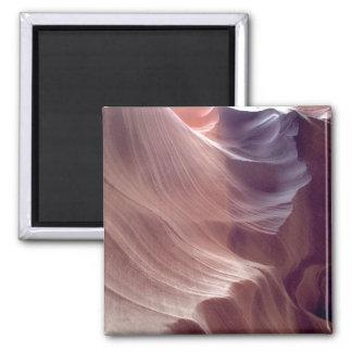 ARIZONA - övreantilopkanjon D2 - röd sten Magnet