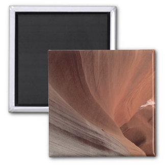 ARIZONA - övreantilopkanjon E - röd sten Magnet