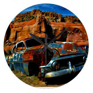Arizona rostar stor klocka