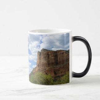 Arizona/sätta en klocka på sten/Sedona Magisk Mugg