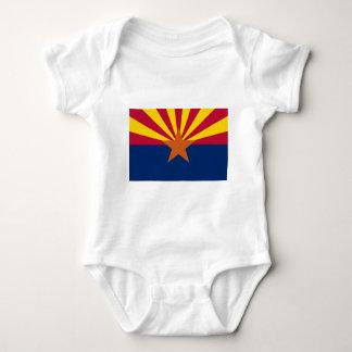 Arizona statlig flagga tee